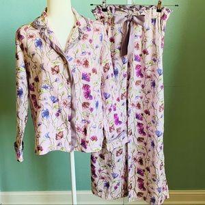 VICTORIA'S SECRET    🌸🌺Floral Pajamas Set🌺🌸